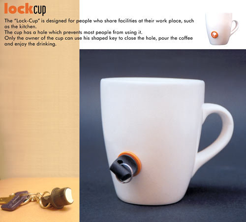 cup lock