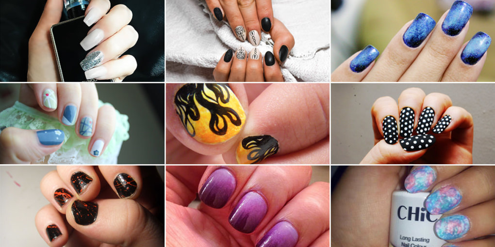 cute nails cover pic