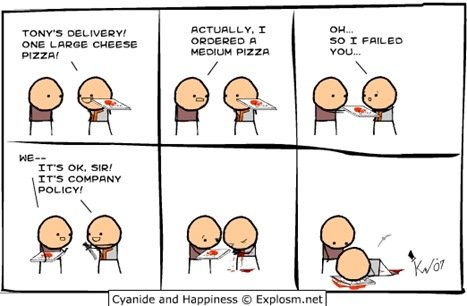 cyanide happiness pizza