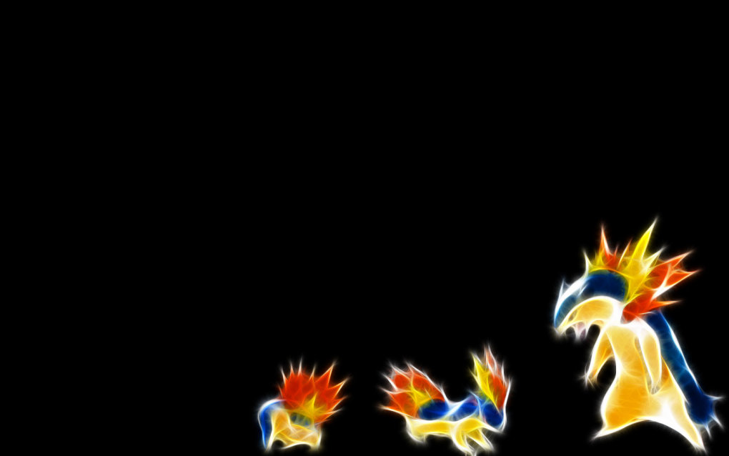 cyndaquil quilava typhlosion