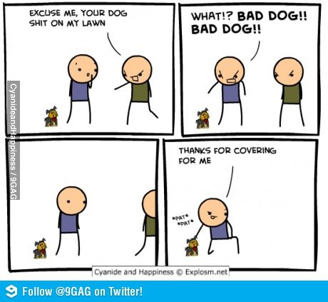 d2 - cyanide and happiness overload!