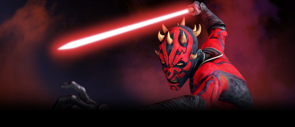 darth maul returns homehero