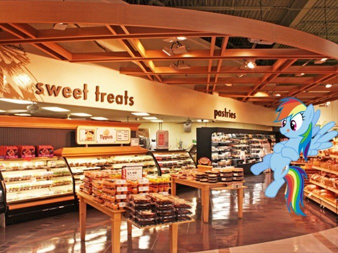dashie wants pastries