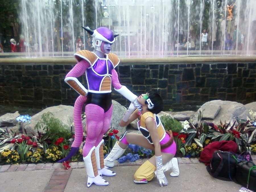 dbz cosplay lord frieza