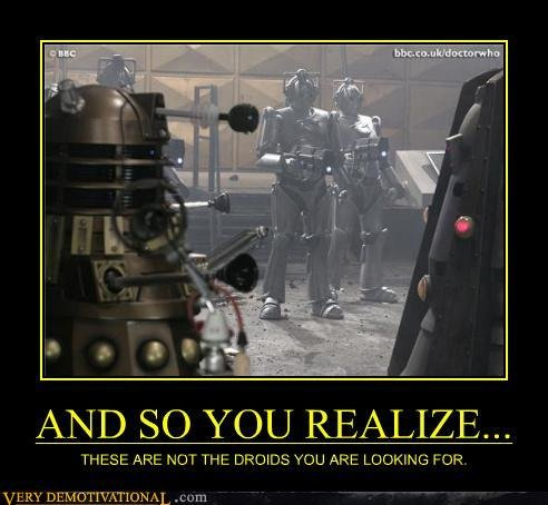 demotivational posters realize