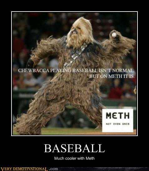 demotivational posters baseball