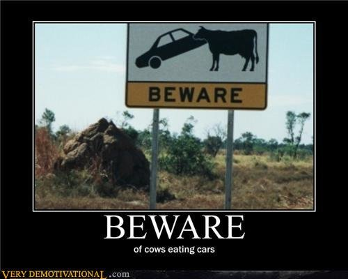 demotivational posters beware