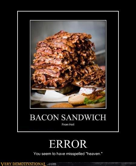demotivational posters error