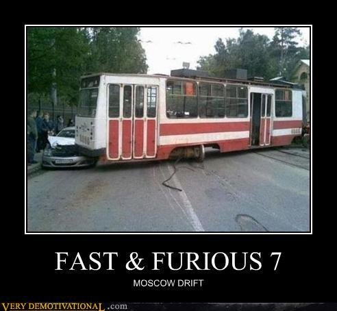 demotivational posters fast furious