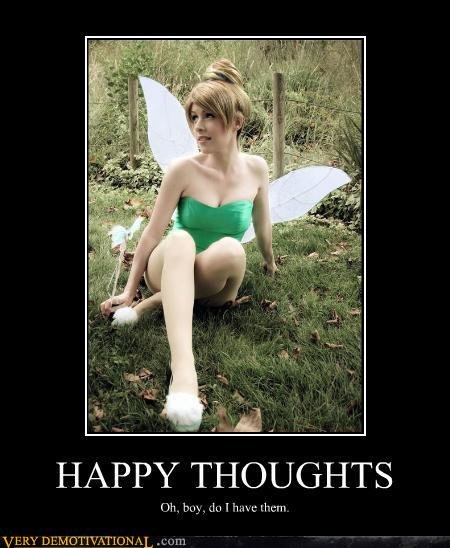 demotivational posters happy thoughts