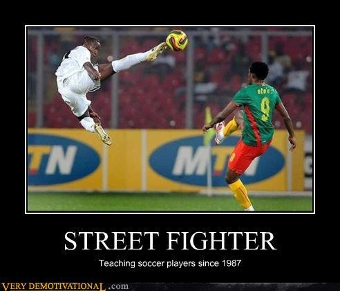 demotivational posters street fighter