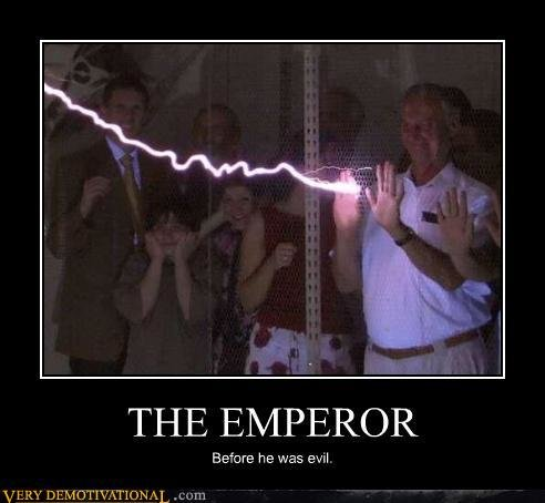 demotivational posters emperor