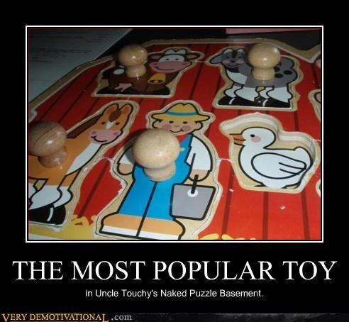 demotivational posters most popular toy