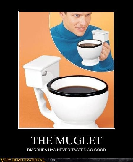 demotivational posters muglet another stupid post