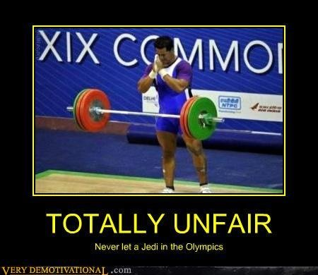 demotivational posters totally unfair
