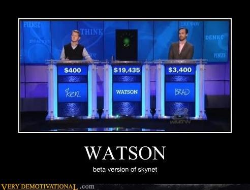 demotivational posters watson