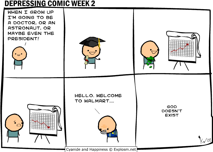 depressingweek2 - cyanide and happiness collection six
