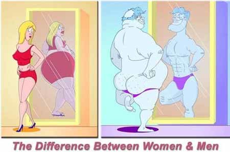 differences - the difference between women and men