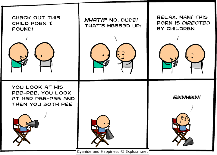 directed - 50 more cyanide & happiness comic's