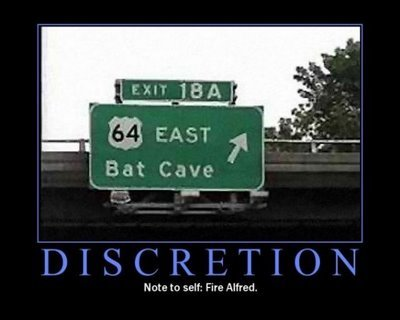 discretion - its another new post ( part 2 )