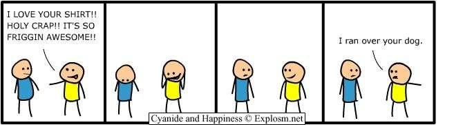 dog - cyanide and happiness 3