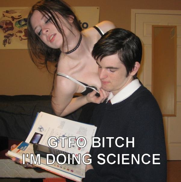 doing science