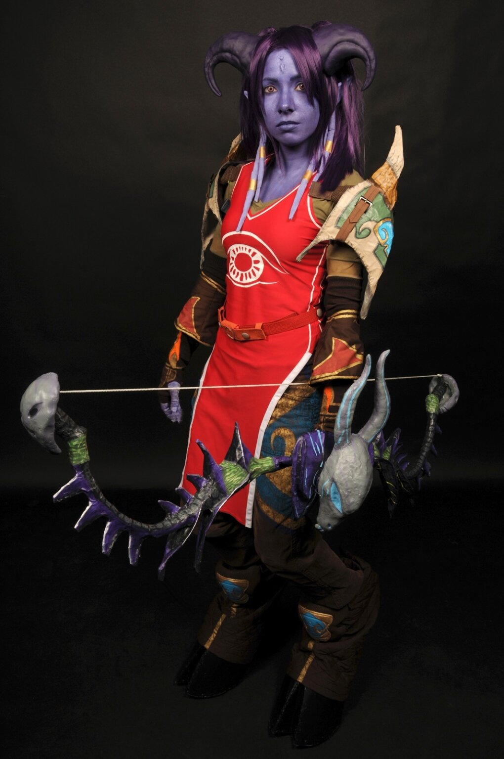 draenei hunter cosplay