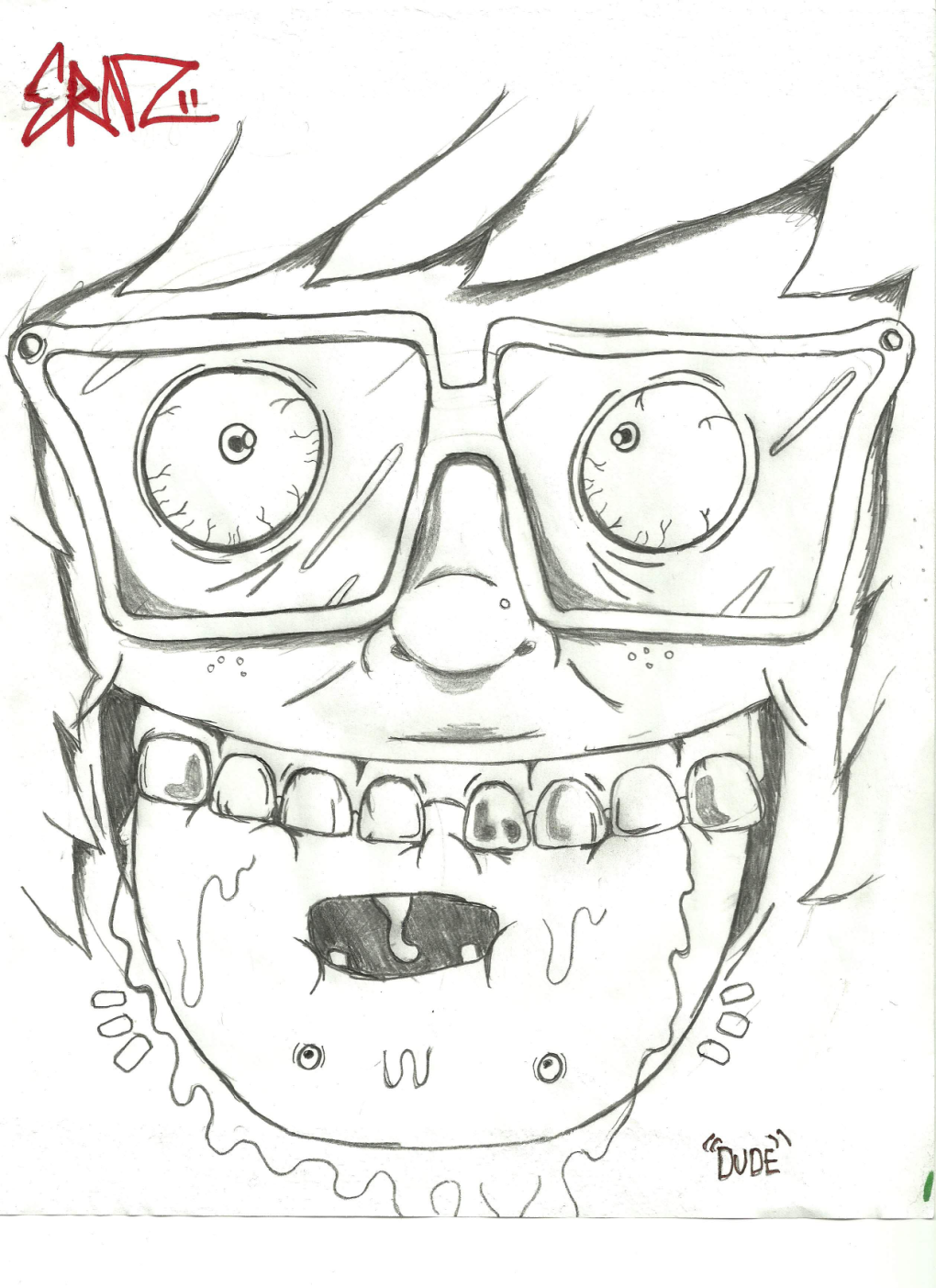 dude - some of my drawings :o