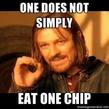 eat - one does not simply....