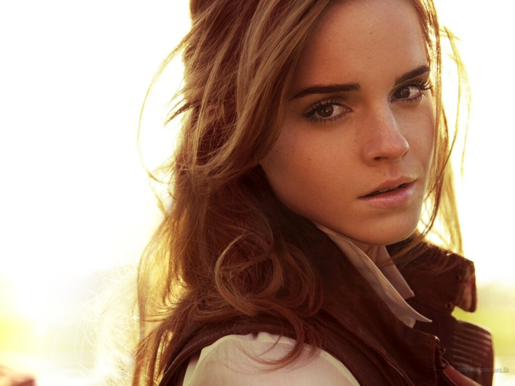 emma watson hot normal