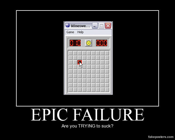 epicfail - a few pics and such...