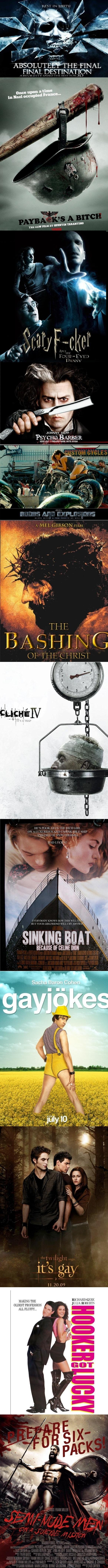 epicmovieposter - if movie posters told the truth
