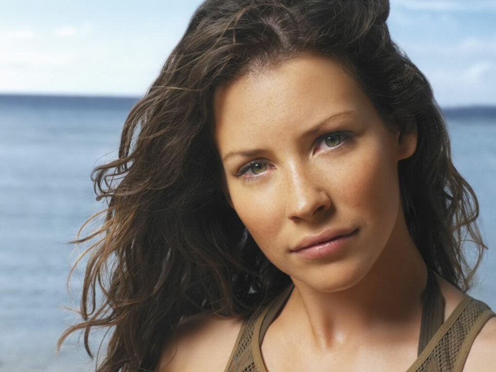 evangeline lilly lost fame