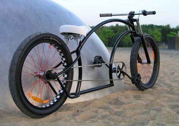 extraordinary bicycles