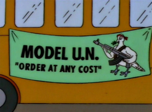 eyeonspringfield - funny signs from the simpsons