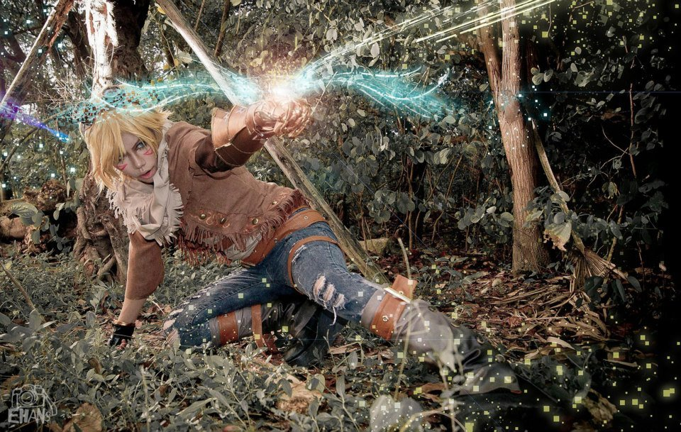 ezreal lol - ultimate league of legends cosplay collection