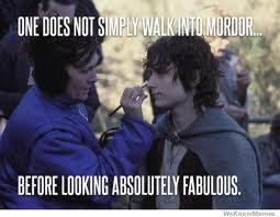 fab - one does not simply....