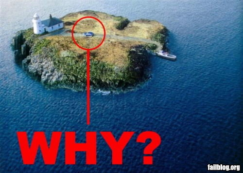 fail owned island car fail huge funny pic collection