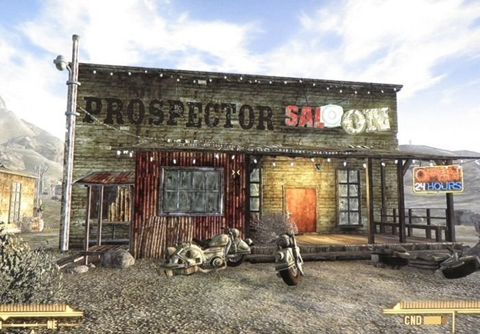 fallout 09 - fallout new vegas locations and reality