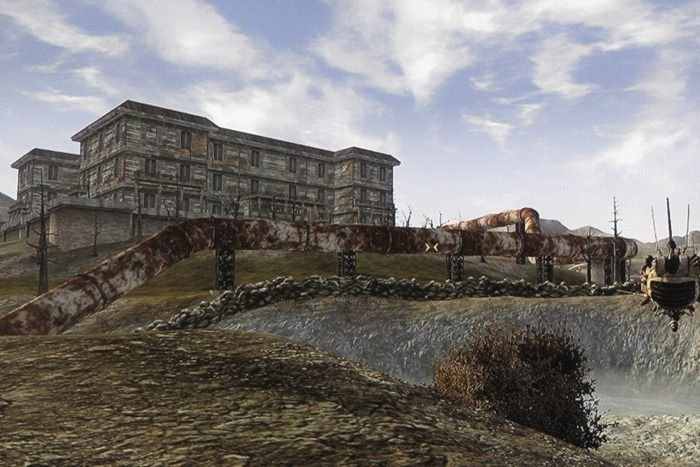 fallout 19 - fallout new vegas locations and reality