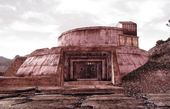 fallout 25 - fallout new vegas locations and reality