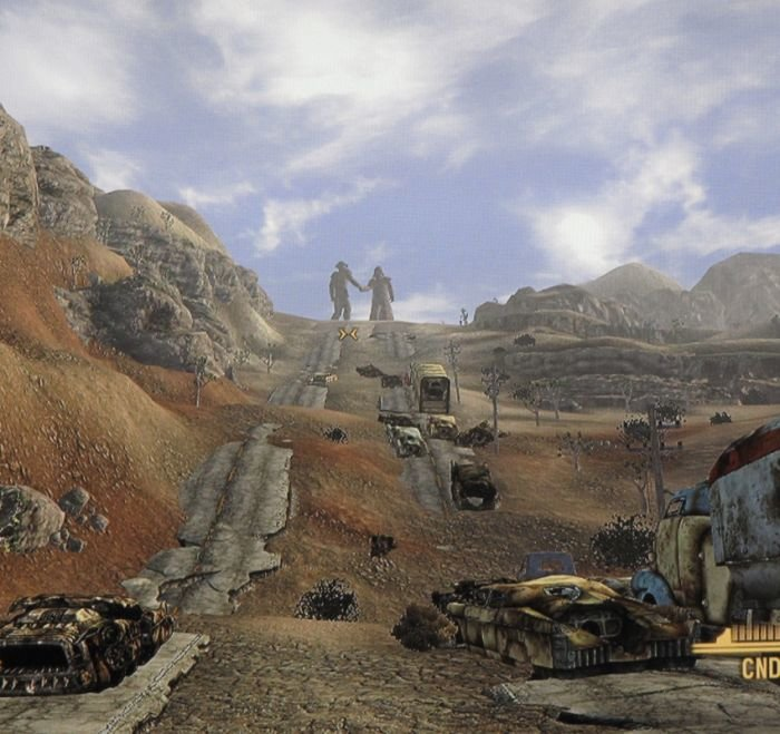 fallout 45 - fallout new vegas locations and reality