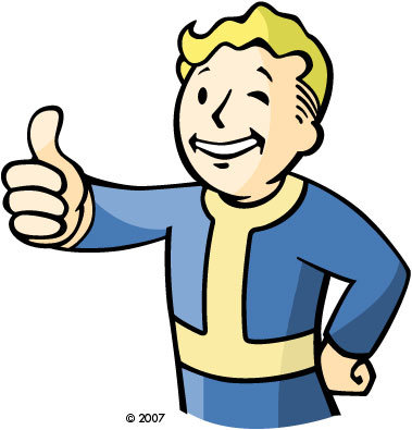 fallout thumbs