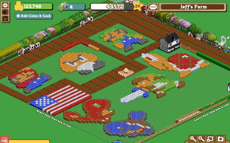 farmville 2 - why do farmvillers have this much free time? whyyyyyy!?1!??!