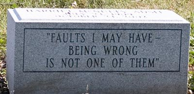 faultsihave - funny tombstones