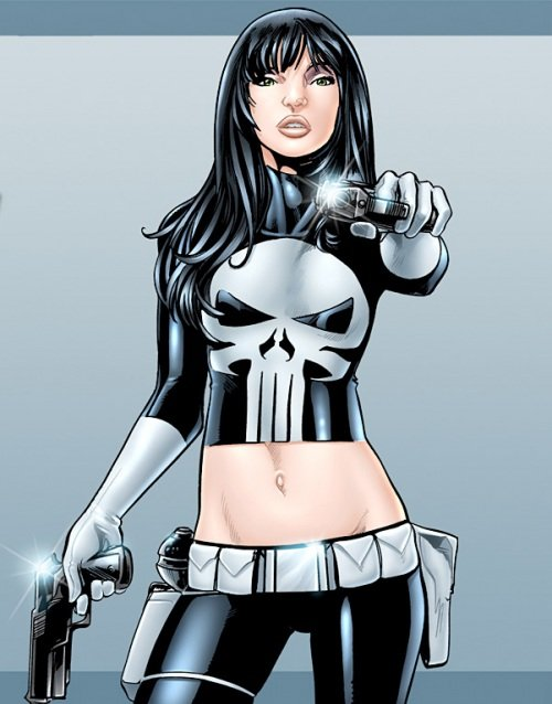 female punisher