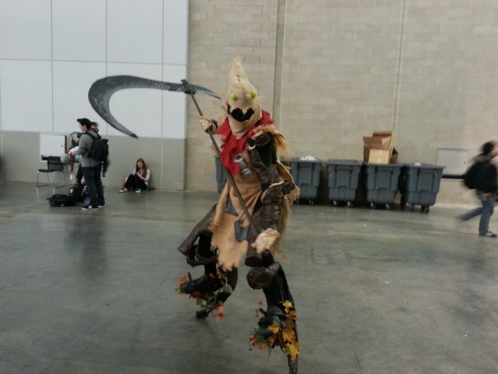 fiddle cosplay