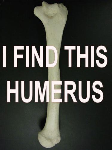 find humerus age isnt kind everyone