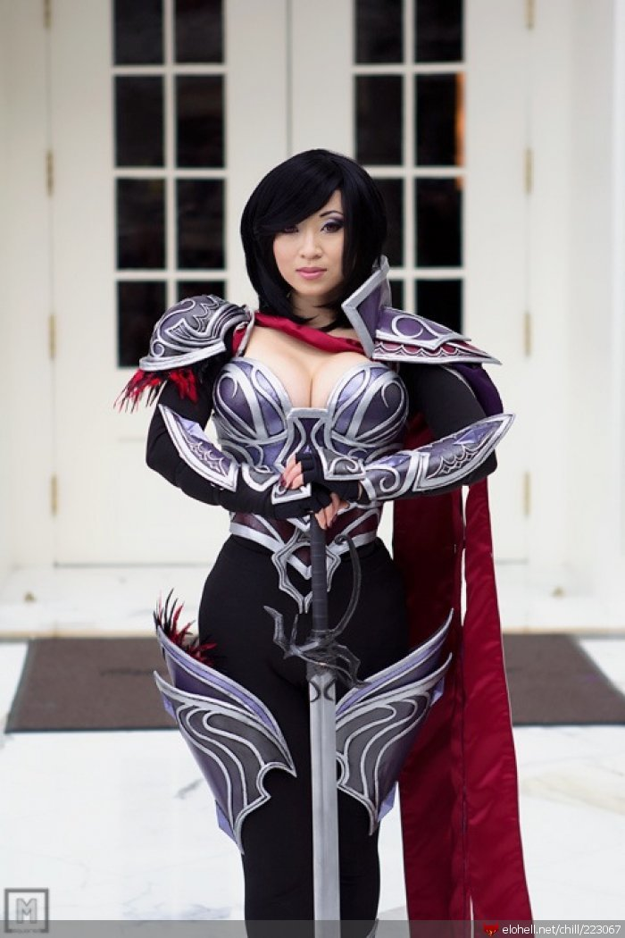 fiora - ultimate league of legends cosplay collection