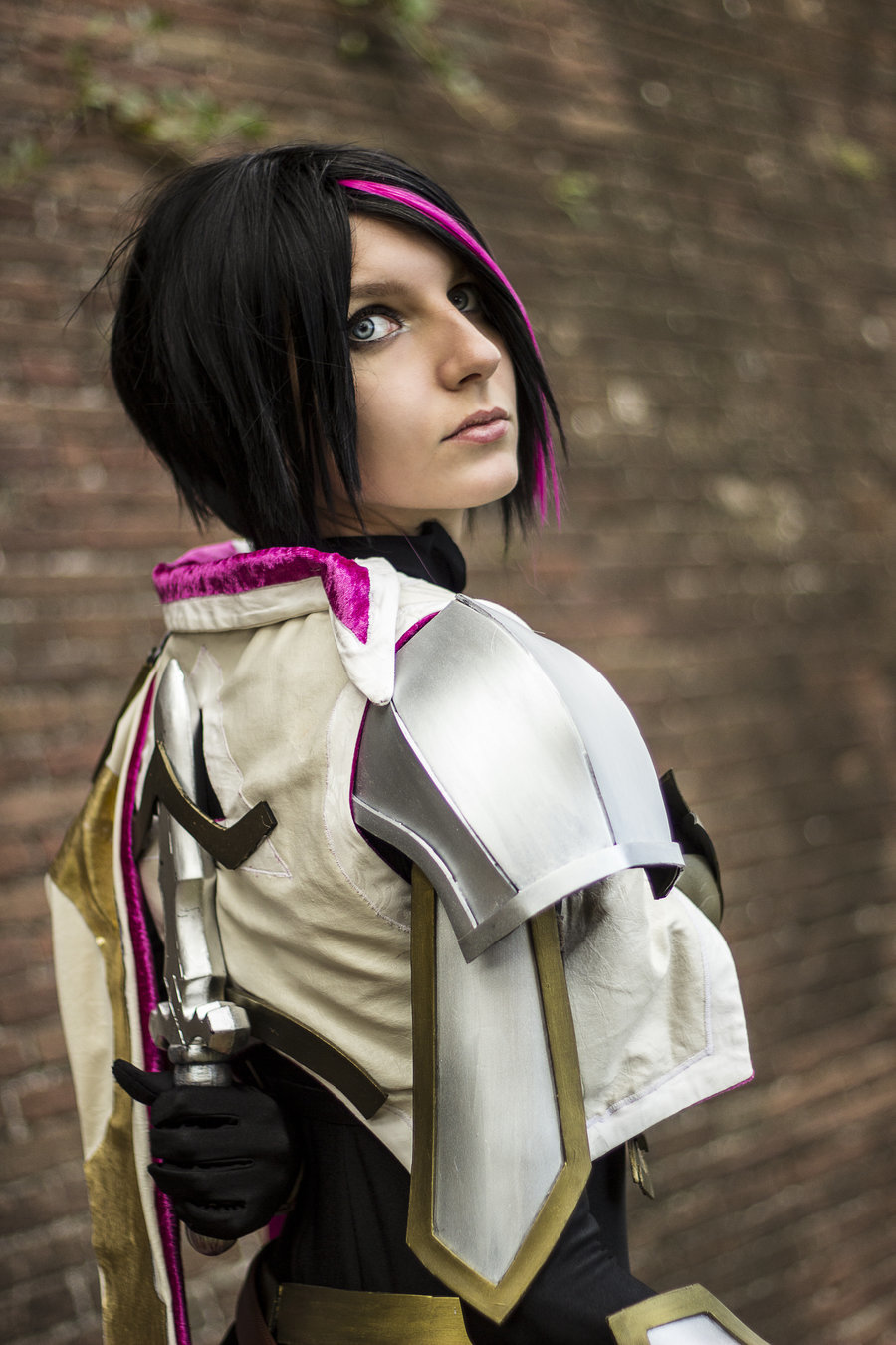 fiora2 - ultimate league of legends cosplay collection